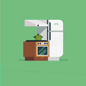 Cozinhas Planejadas Grandes ou Pequenas - Eliseu Marcenaria
